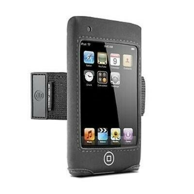 DLO 81000-17 Action Jacket Case W/ Armband for Ipod Touch 1G Black