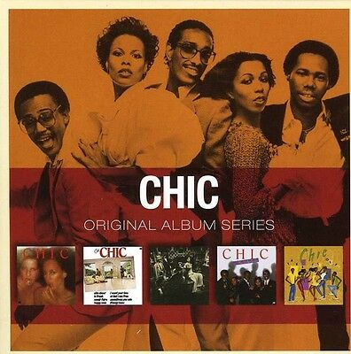 Chic - Original Album Series [New CD] Holland - Import