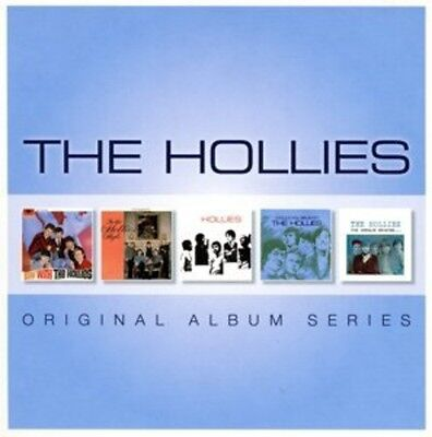 The Hollies - Original Album Series [New CD] Holland - Import