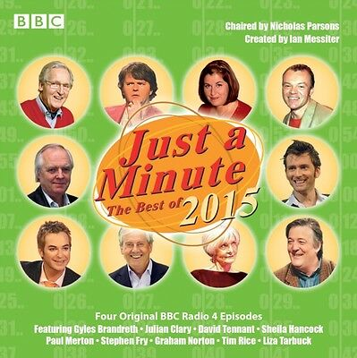 Just a Minute: Best of 2015: BBC Radio Comedy (Audio CD), BBC Rad. 9781785291906