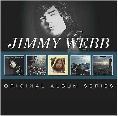 Jimmy Webb - Original Album Series [New CD] Holland - Import