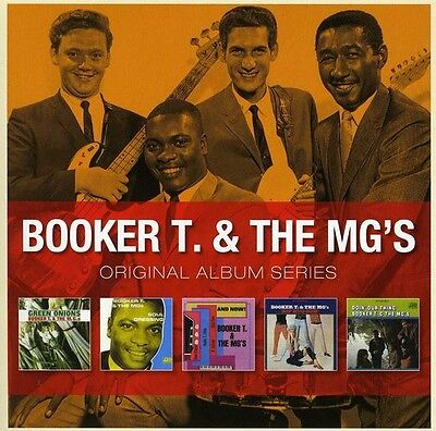 Booker T. & the MG's - Original Album Series [New CD] Holland - Import