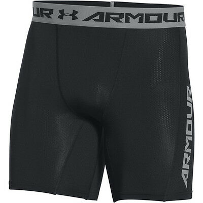 Under Armour Heatgear CoolSwitch Compression Shorts Herren Hose 1271333-001