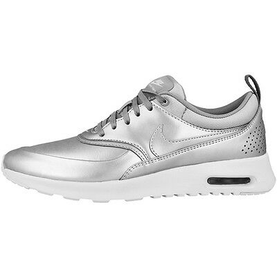 Nike Air Max Thea SE Women Schuhe Special Edition Sneaker silver 861674-001