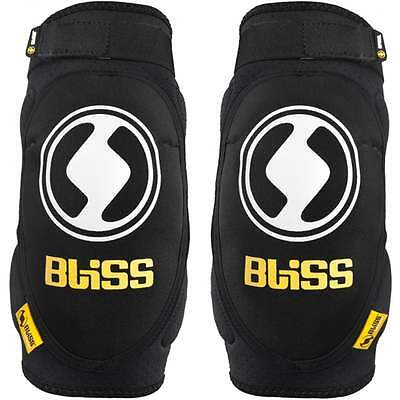 Bliss Protection Classic MTB XC Mountain Bike Enduro Cycle Elbow Pads Guards