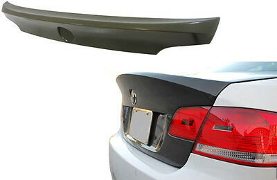 3ER BMW E92 Coupe ab 06  HECK ANSATZ SPOILER DUCK TAIL CSL LOOK