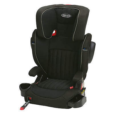 Graco TurboBooster; LX Booster Car Seat with TrueShield - Ion