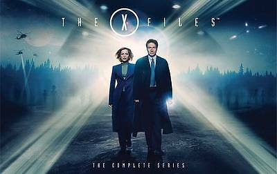 X-Files: The Complete Series (Blu-ray Disc, 2016, 57-Disc Set) BRAND NEW