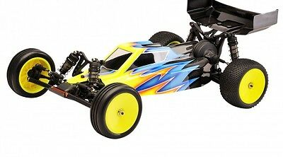 Team C TC02C Evo 1/10 2WD Mid / Center Motor Buggy Kit