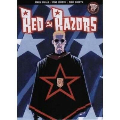Red Razors : 2000AD : crime graphic novel
