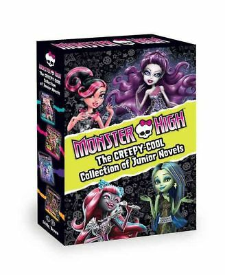 Monster High: The Creepy-Cool Collection of Junior Novels by Perdita Finn Boxed