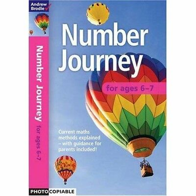 Number Journey for Ages 6-7 ......  School or Home Education