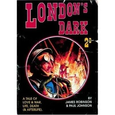 Londons Dark : Graphic Novel : Crime
