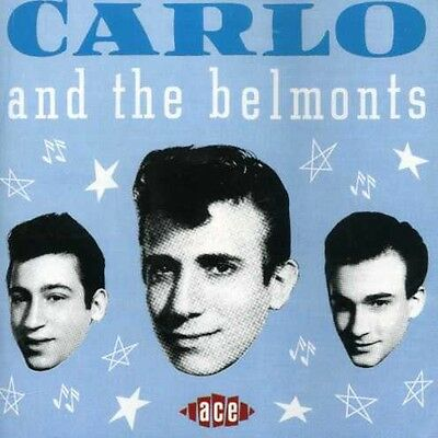Carlo & the Belmonts - Carlo & the Belmonts [New CD] UK - Import