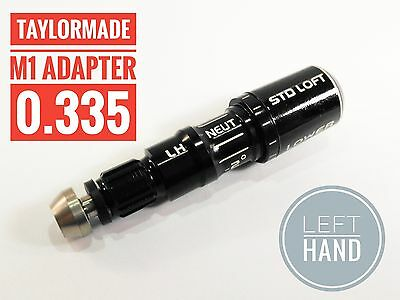 Adapter sleeve 0.335 for Taylormade M1 M2 Driver Left Hand LH