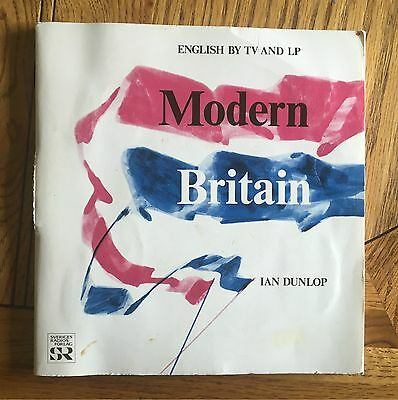 "Ian Dunlop Modern Britain Swedish 1968 2 x 7"" Single & Book set. (Beatles)"