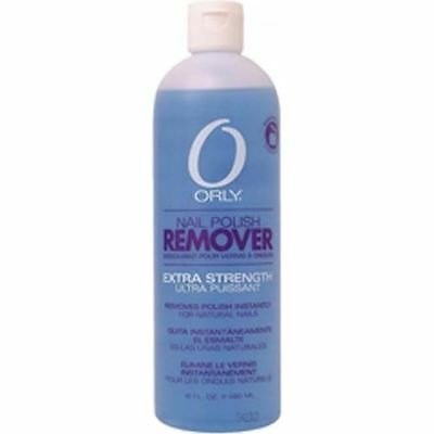 Orly Extra Strength Nail Lacquer Remover For Natural Nails 118ml