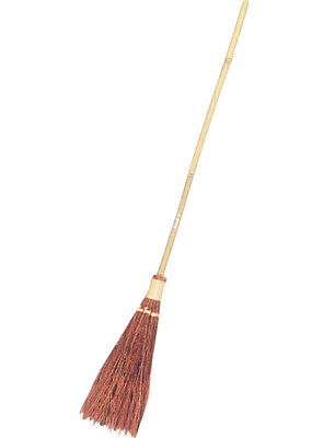 Harry Potter Style Fancy Dress Witch Broomstick