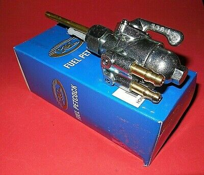 Honda Fuel Petcock CB175 CB350 CL350 SL350 CB360 CL360 CJ360 CB450 CL450 New