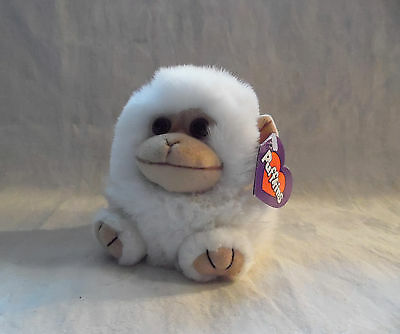 Puffkins 'Triky Monkey' ~ Stuffed Plush Animal ~ By Swibco  NEW WITH TAGS