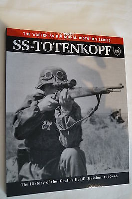 WW2 German SS Totenkopf Divisional History Reference Book