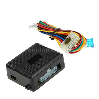 12V Universal Auto Power Window Roll Up Closer Module for 4 Door Cars New N9A7