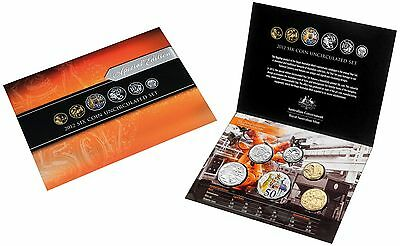 2012 Six Coin Uncirculated Set, Special Edition, Royal Australian Mint