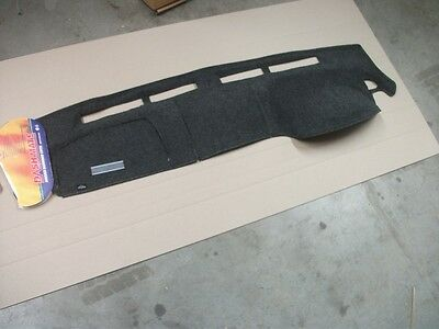 NEW GREY DASH MAT suit ISUZU DMAX  MID 2012 ON- with centre dash compartment