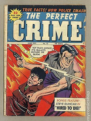 Perfect Crime, The (1949) #13 GD- 1.8