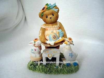 Cherished Teddies Agnes  2004  NIB