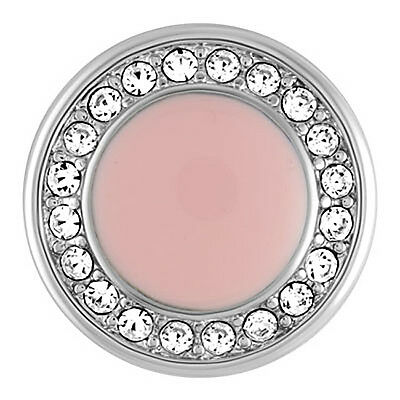 Ginger Snaps BLUSH W/ CRYSTALS SN07-80   FREE $6.95 Snap w/ Purchase of Any 4