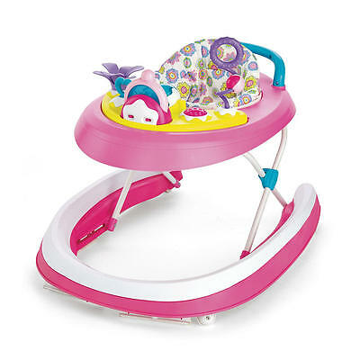 Zobo Lights and Sounds Walker - Pink