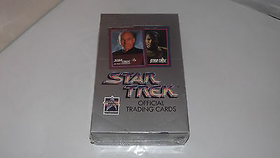 1991 Star Trek - 25th Anniversary Trading Cards - Factory Sealed Box