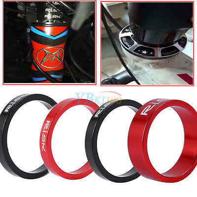 Durable Mountain MTB Bike Bicycle Aluminum Headset Washer Stem Spacer 5/10mm