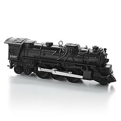 Hallmark Series Ornament 2013 Lionel Trains #18 2037 Steam Locomotive QX9155-SDB