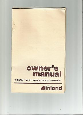 Inland WizardRouter Owners manual