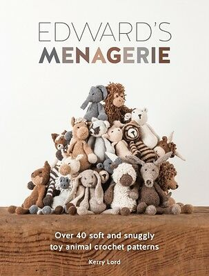 Edward's Menagerie: Over 40 soft and snuggly toy animal crochet patterns (Paper.