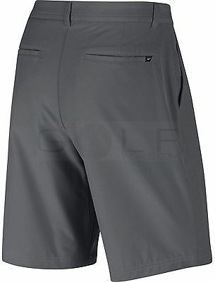 *50% Off* Nike Golf Flat Stretch Shorts Dri-Fit - Grey- Large Men's Size 34