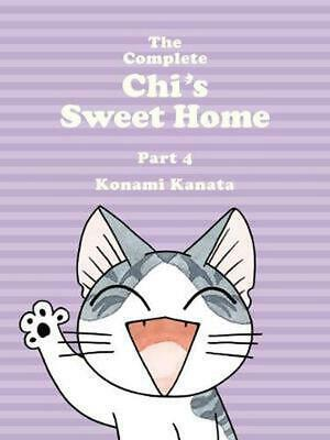 The Complete Chi's Sweet Home, 4 by Konami Kanata (English) Paperback Book