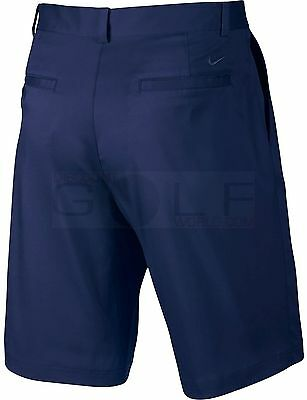 *50% Off* Nike Golf Flat Front Dri-Fit Technology Shorts Navy - Large Men's 34""