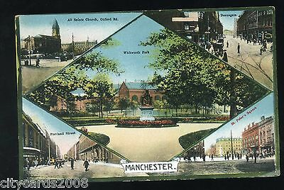 MANCHESTER  Multiviews  Coloured   #1