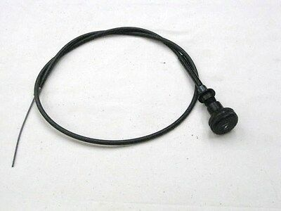 Vauxhall Opel Chevette choke cable Left Hand Drive 91077801