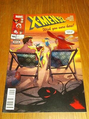X-Men '92 #5 Marvel Comics