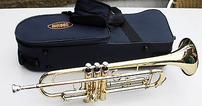 Mirage MTR- 150 Trumpet Complete with Case VERY CLEAN HARDLY USED