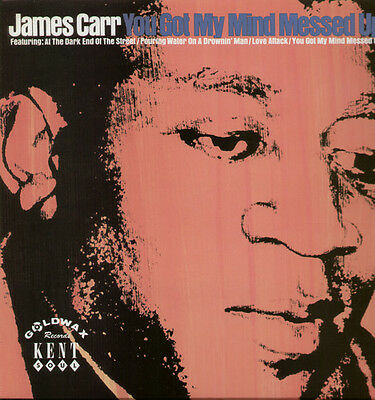 James Carr - You Got My Mind Messed Up [New Vinyl] UK - Import