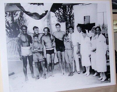 "Olympic Games Swimmers-1928,1932-Photo-8 1/2"" by 11"""
