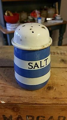Vintage TG Green Cornishware Salt Sifter / Shaker – Kitchenalia! –