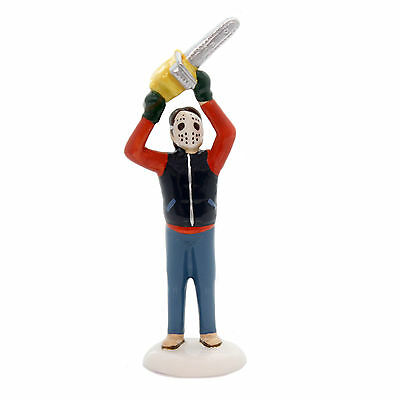 Department 56 Accessory CLARK TRIMS THE TREE Ceramic Christmas Vacation 4054986