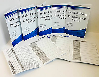 Health & Safety and Risk Assesment Booklet