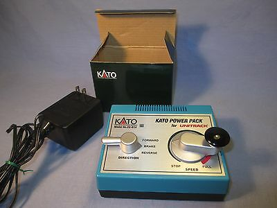 N Scale Kato # 22-014 Power Pack for Unitrack HO & N Scales /   DB 214